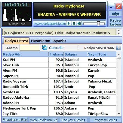 kral radyo dinle